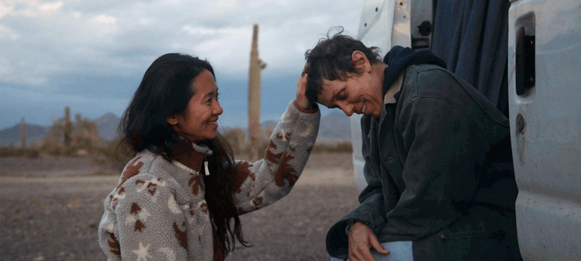 Nomadland, vencedor do Oscar 2021, no Cineclube AIC
